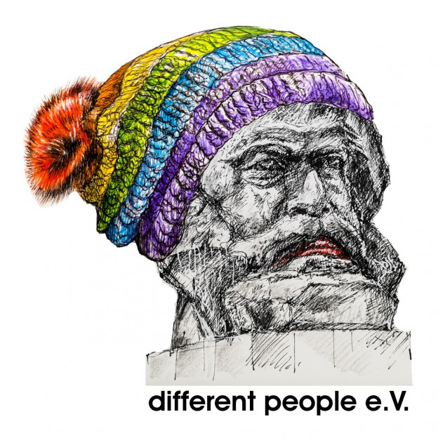 "different people e.V. – Projekt ""different pupils"""